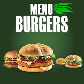 Menu burger